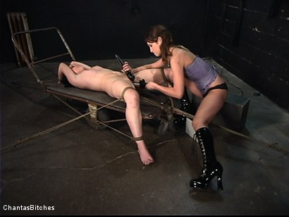 Photo number 8 from Amber's New Bitch shot for Chantas Bitches on Kink.com. Featuring Amber Rayne and Alexa Von Tess in hardcore BDSM & Fetish porn.