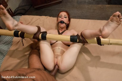 Photo number 14 from The Assassin's Dilemma shot for Sex And Submission on Kink.com. Featuring Mickey Mod and Penny Pax in hardcore BDSM & Fetish porn.