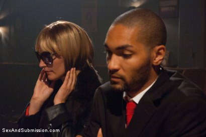 Photo number 1 from The Assassin's Dilemma shot for Sex And Submission on Kink.com. Featuring Mickey Mod and Penny Pax in hardcore BDSM & Fetish porn.
