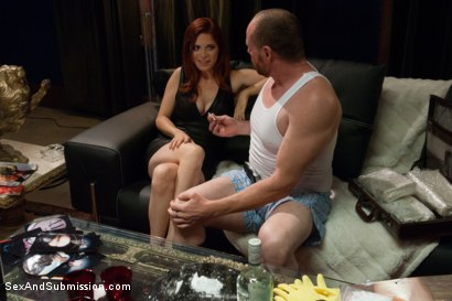 Photo number 2 from The Assassin's Dilemma shot for Sex And Submission on Kink.com. Featuring Mickey Mod and Penny Pax in hardcore BDSM & Fetish porn.