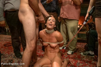 Photo number 11 from True bondage whore takes the pain shot for Public Disgrace on Kink.com. Featuring Wenona and Tommy Pistol in hardcore BDSM & Fetish porn.