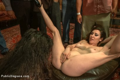 Photo number 15 from True bondage whore takes the pain shot for Public Disgrace on Kink.com. Featuring Wenona and Tommy Pistol in hardcore BDSM & Fetish porn.