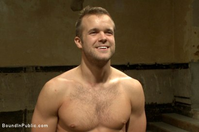 Photo number 15 from Bathhouse whore tormented and gang banged by a horny crowd shot for Bound in Public on Kink.com. Featuring Christian Wilde, Connor Patricks and Jessie Colter in hardcore BDSM & Fetish porn.
