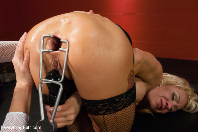 London river anally trains her whiny protege anna de ville - 2 part 10
