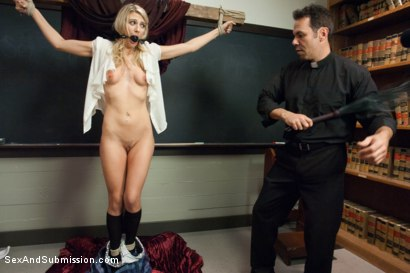 Photo number 2 from Bullies Get Fucked and Punished! shot for Sex And Submission on Kink.com. Featuring Steven St. Croix and Amanda Tate in hardcore BDSM & Fetish porn.