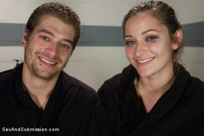 Photo number 15 from The Night Nurse: Dani Daniels shot for Sex And Submission on Kink.com. Featuring Xander Corvus and Dani Daniels in hardcore BDSM & Fetish porn.