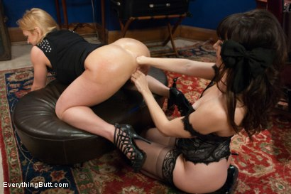 Photo number 6 from Darling's Anal Glory shot for Everything Butt on Kink.com. Featuring Dana DeArmond and Dee Williams in hardcore BDSM & Fetish porn.