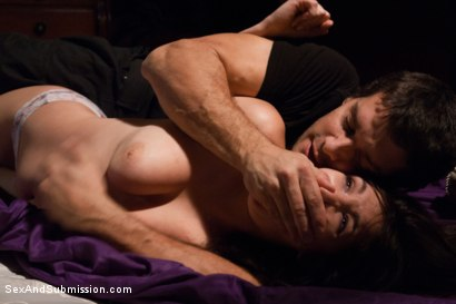 Photo number 2 from Brutal Submission: Holly Michaels shot for Sex And Submission on Kink.com. Featuring Ramon Nomar and Holly Michaels in hardcore BDSM & Fetish porn.