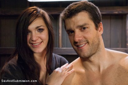 Photo number 15 from Brutal Submission: Holly Michaels shot for Sex And Submission on Kink.com. Featuring Ramon Nomar and Holly Michaels in hardcore BDSM & Fetish porn.