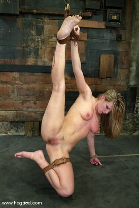 Photo number 8 from Harmony shot for Hogtied on Kink.com. Featuring Harmony in hardcore BDSM & Fetish porn.
