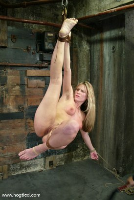 Photo number 9 from Harmony shot for Hogtied on Kink.com. Featuring Harmony in hardcore BDSM & Fetish porn.