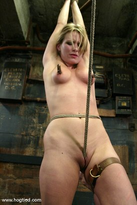 Photo number 12 from Harmony shot for Hogtied on Kink.com. Featuring Harmony in hardcore BDSM & Fetish porn.