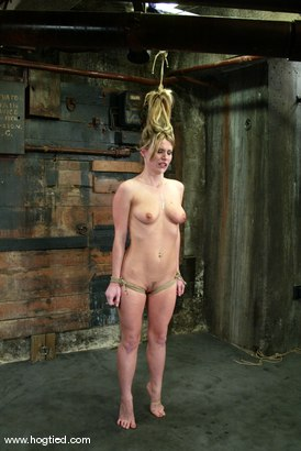 Photo number 14 from Harmony shot for Hogtied on Kink.com. Featuring Harmony in hardcore BDSM & Fetish porn.