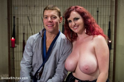 Photo number 8 from Mz Berlin's Casting Call Humiliation shot for Divine Bitches on Kink.com. Featuring Mz Berlin and Blake Steel in hardcore BDSM & Fetish porn.