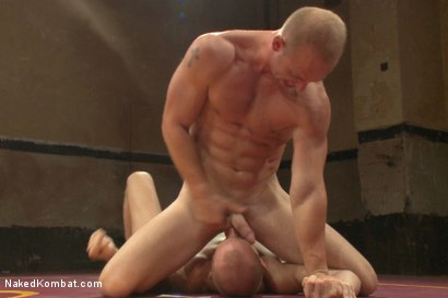 Photo number 9 from Naked Kombat's Summer Smackdown Tournament - 1st Quarter Final Match! shot for Naked Kombat on Kink.com. Featuring Randall O'Reilly and Patrick Rouge in hardcore BDSM & Fetish porn.