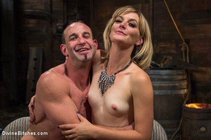 Photo number 5 from Bitch Boy in a Barn: Lifestyle Dominatrix Abuses and Fucks Slave Boy shot for Divine Bitches on Kink.com. Featuring Jason Miller and Mona Wales in hardcore BDSM & Fetish porn.