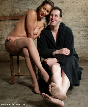 Photo number 15 from James, Isis Love and mini shot for Men In Pain on Kink.com. Featuring Isis Love, mini and James in hardcore BDSM & Fetish porn.