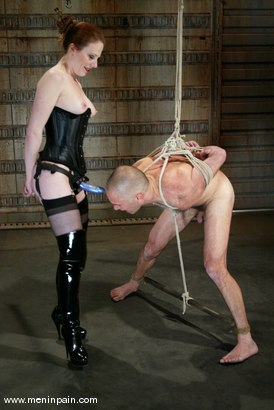 Photo number 11 from Lady Lydia McLane, Ed Stone and James shot for Men In Pain on Kink.com. Featuring Lady Lydia McLane, Ed Stone and James in hardcore BDSM & Fetish porn.