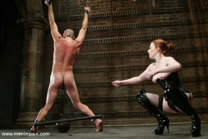 Photo number 7 from Lady Lydia McLane, Ed Stone and James shot for Men In Pain on Kink.com. Featuring Lady Lydia McLane, Ed Stone and James in hardcore BDSM & Fetish porn.