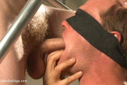 Photo number 8 from Straight stud bound, edged and milked multiple loads  shot for Men On Edge on Kink.com. Featuring Jonah Marx in hardcore BDSM & Fetish porn.