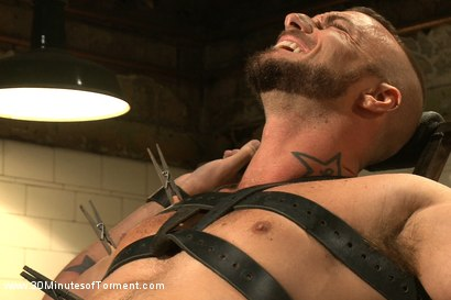 Photo number 14 from Jessie Colter's Nightmare  shot for 30 Minutes of Torment on Kink.com. Featuring Jessie Colter in hardcore BDSM & Fetish porn.
