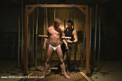 Photo number 2 from House Dom Connor Maguire - Extreme Torment and Ass Violation shot for 30 Minutes of Torment on Kink.com. Featuring Connor Maguire in hardcore BDSM & Fetish porn.