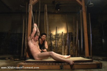 Photo number 13 from House Dom Connor Maguire - Extreme Torment and Ass Violation shot for 30 Minutes of Torment on Kink.com. Featuring Connor Maguire in hardcore BDSM & Fetish porn.