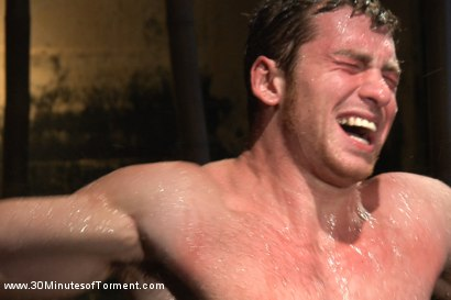 Photo number 14 from House Dom Connor Maguire - Extreme Torment and Ass Violation shot for 30 Minutes of Torment on Kink.com. Featuring Connor Maguire in hardcore BDSM & Fetish porn.