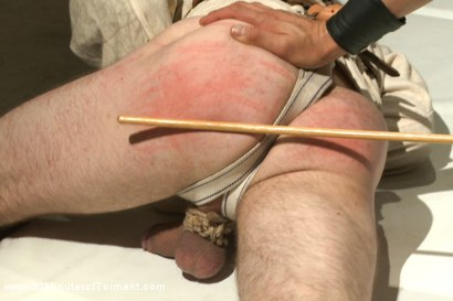 Photo number 4 from Straight stud James Riker tossed around like a rag doll shot for 30 Minutes of Torment on Kink.com. Featuring James Riker in hardcore BDSM & Fetish porn.