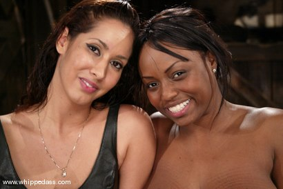 Photo number 15 from Isis Love and Jada Fire shot for Whipped Ass on Kink.com. Featuring Isis Love and Jada Fire in hardcore BDSM & Fetish porn.
