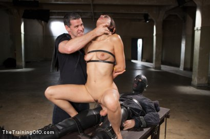 Photo number 18 from Punishing The Bad Girl, Day Two shot for The Training Of O on Kink.com. Featuring Owen Gray and Lyla Storm in hardcore BDSM & Fetish porn.