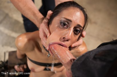 Photo number 19 from Punishing The Bad Girl, Day Two shot for The Training Of O on Kink.com. Featuring Owen Gray and Lyla Storm in hardcore BDSM & Fetish porn.