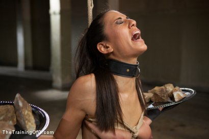 Photo number 1 from Punishing The Bad Girl, Day Two shot for The Training Of O on Kink.com. Featuring Owen Gray and Lyla Storm in hardcore BDSM & Fetish porn.
