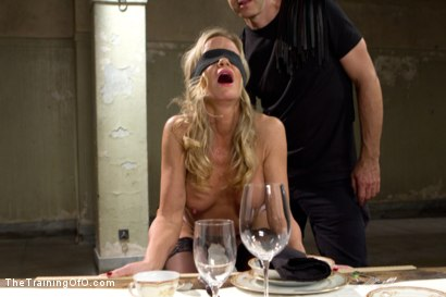 Photo number 3 from The Training of a Domestic MILF, Day Three shot for The Training Of O on Kink.com. Featuring Simone Sonay and Mr. Pete in hardcore BDSM & Fetish porn.