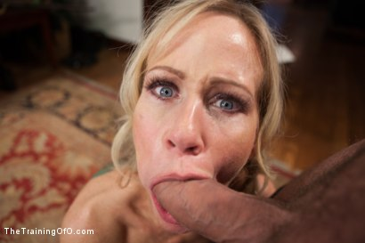 Photo number 7 from The Anal Training of a Domestic MILF, Final Day shot for The Training Of O on Kink.com. Featuring Simone Sonay and Mr. Pete in hardcore BDSM & Fetish porn.