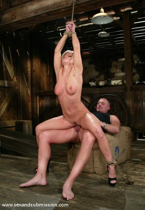 Photo number 10 from Mark Davis and Rita Faltoyano shot for Sex And Submission on Kink.com. Featuring Rita Faltoyano and Mark Davis in hardcore BDSM & Fetish porn.