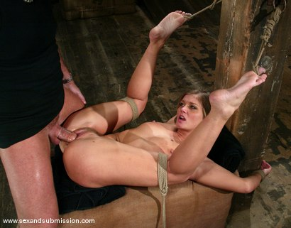 Photo number 12 from Mark Davis and Rita Faltoyano shot for Sex And Submission on Kink.com. Featuring Rita Faltoyano and Mark Davis in hardcore BDSM & Fetish porn.