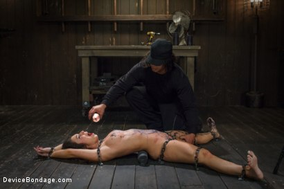 Photo number 11 from <strong>Broken Whore</strong> shot for Device Bondage on Kink.com. Featuring Orlando and Serena Blair in hardcore BDSM & Fetish porn.