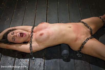 Photo number 5 from <strong>Broken Whore</strong> shot for Device Bondage on Kink.com. Featuring Orlando and Serena Blair in hardcore BDSM & Fetish porn.