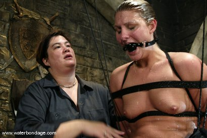 Photo number 14 from Vendetta and Sir C shot for Water Bondage on Kink.com. Featuring Vendetta and Sir C in hardcore BDSM & Fetish porn.