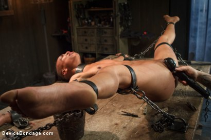 Photo number 5 from Sadistic Embrace shot for Device Bondage on Kink.com. Featuring Nikki Darling in hardcore BDSM & Fetish porn.