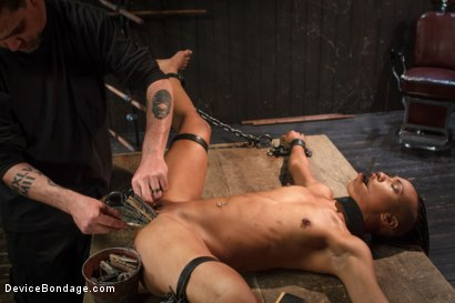 Photo number 6 from Sadistic Embrace shot for Device Bondage on Kink.com. Featuring Nikki Darling in hardcore BDSM & Fetish porn.