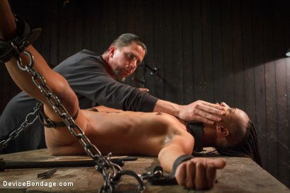 Photo number 8 from Sadistic Embrace shot for Device Bondage on Kink.com. Featuring Nikki Darling in hardcore BDSM & Fetish porn.