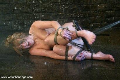 Photo number 4 from Jolene shot for Water Bondage on Kink.com. Featuring Jolene in hardcore BDSM & Fetish porn.