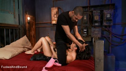 Photo number 1 from Penthouse Pet, Adrianna Luna gets Fucked and Bound!!! shot for Fucked and Bound on Kink.com. Featuring Adrianna Luna and Mickey Mod in hardcore BDSM & Fetish porn.