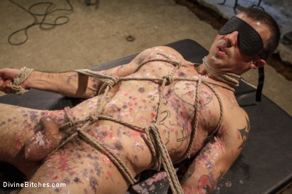 Photo number 15 from Mz. Berlin Humiliates, Fucks, and Punishes Slave with No Limits shot for Divine Bitches on Kink.com. Featuring Jake Jammer and Mz Berlin in hardcore BDSM & Fetish porn.