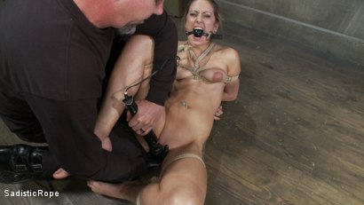 Photo number 15 from Blonde college student is subjected to extreme suffering. shot for Sadistic Rope on Kink.com. Featuring Dallas Blaze in hardcore BDSM & Fetish porn.