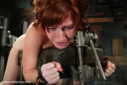 Photo number 10 from Cherry and Princess Donna Dolore shot for Wired Pussy on Kink.com. Featuring Cherry and Princess Donna Dolore in hardcore BDSM & Fetish porn.
