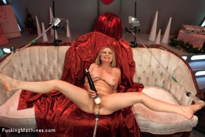 Photo number 14 from The Machines have a Muse: Aiden Starr shot for Fucking Machines on Kink.com. Featuring Aiden Starr in hardcore BDSM & Fetish porn.