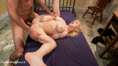 Photo number 14 from Blonde big tits, ass fucked in tight bondage shot for  on Kink.com. Featuring Mickey Mod and Dee Williams in hardcore BDSM & Fetish porn.